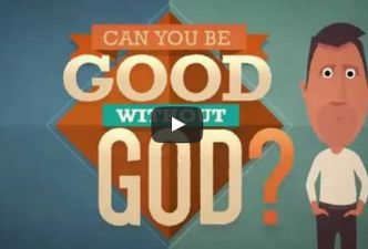 Read Can you be good without God?