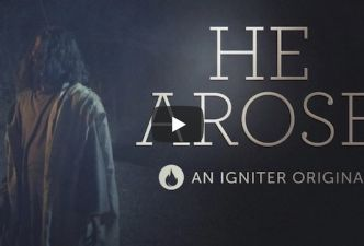 Read He Arose: Easter Video