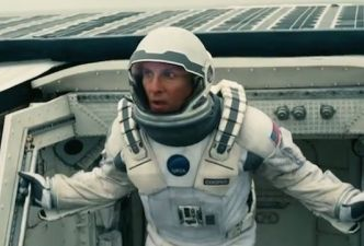 Read Interstellar: Movie Review