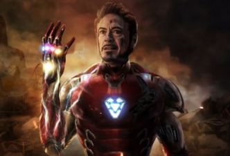 Read The Gospel and Tony Stark