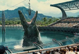 Read Jurassic World: Viewing Guide