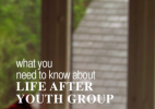 Image: Life after youth group