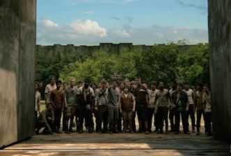 Read The Maze Runner: Movie Review
