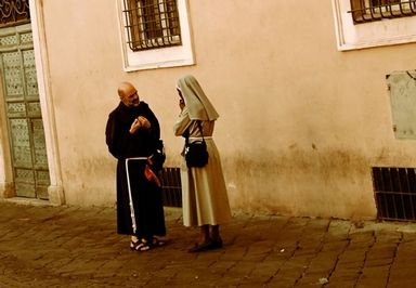 Image: Are you a modern day Monk or Nun?