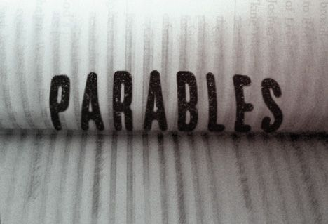 Image: Why does Jesus teach in parables?