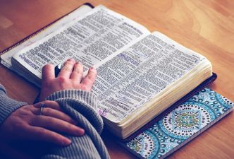Read How to read through the Bible in a year in 2019
