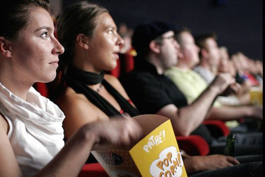 Image: Christians at the Cinema