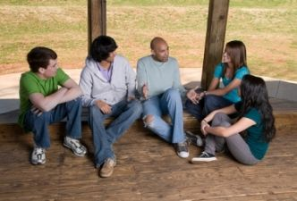 Read 'Consequences' youth group discussion starter