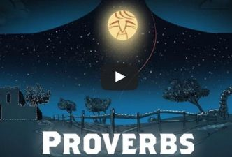 Read Proverbs: How to live well