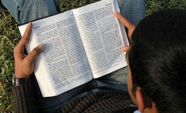 Image: Read through the Bible in 2011
