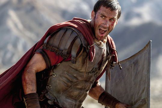 Image: Should you watch 'Risen' at youth group?