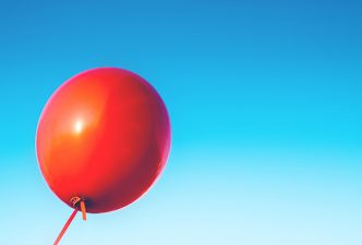 Read Keeping up the balloons