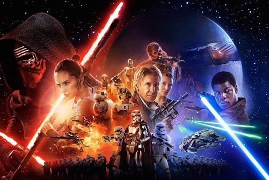 Image: The Force Awakens: Movie Review