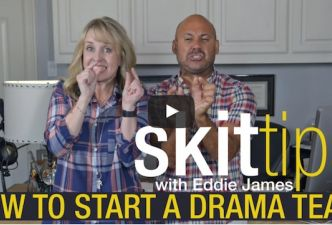 Read How to start a drama team at church