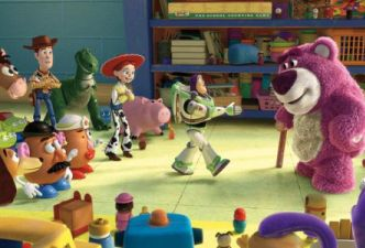 Read Toy Story 3
