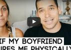 Image: What if my boyfriend pressures me physically?