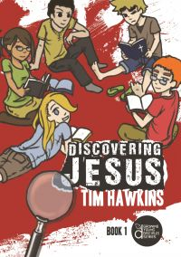 GYD Book 1: Discovering Jesus image