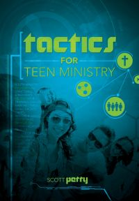 Tactics for Teen Ministry image