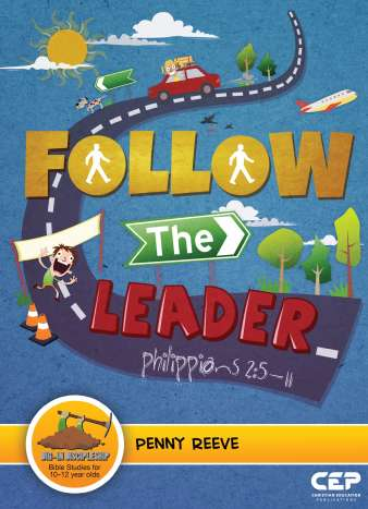 Dig In Discipleship - Follow the Leader
